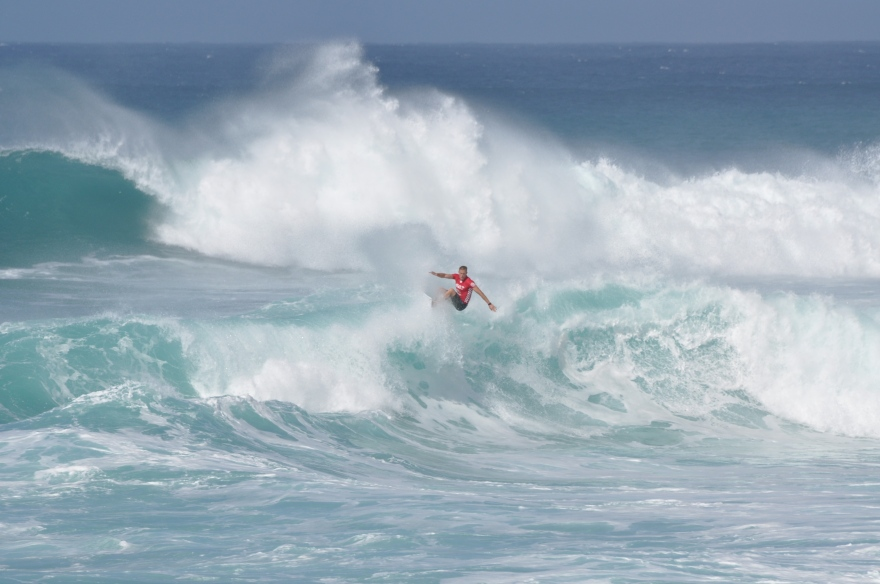 North Shore Oahu Pipemasters 3